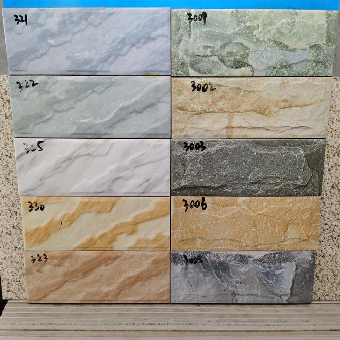 华尔街印象陶瓷外墙砖厂家介绍外墙砖的种类及尺寸