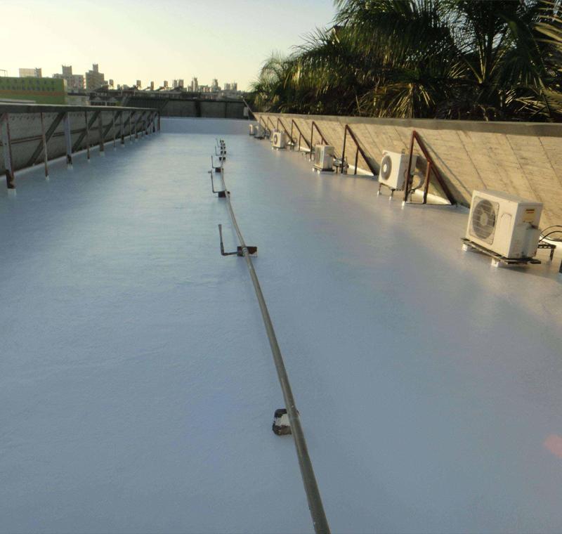 沈阳屋面防水保温施工