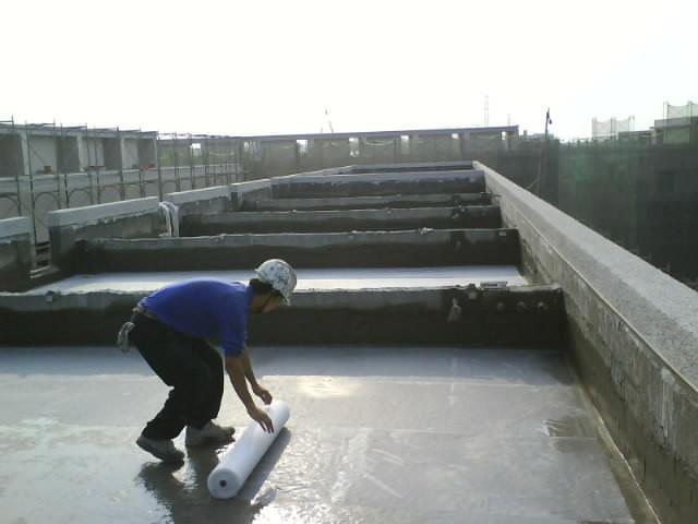 非固化橡胶沥青防水涂料施工要点及流程
