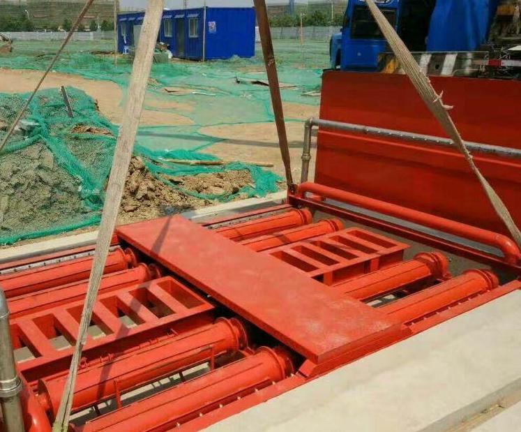 滚轴洗轮机储水池中的保养项目