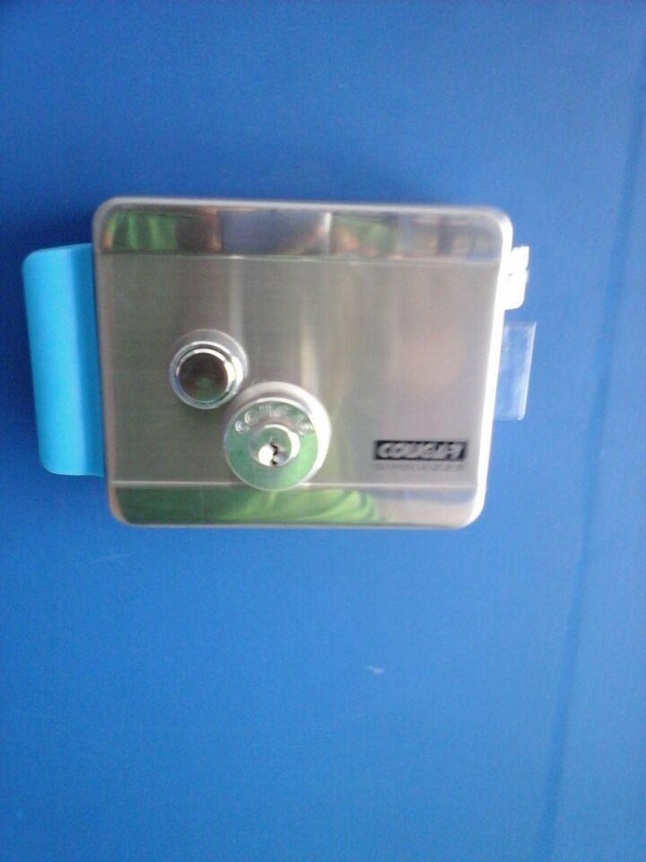 豪华不锈钢电控锁
