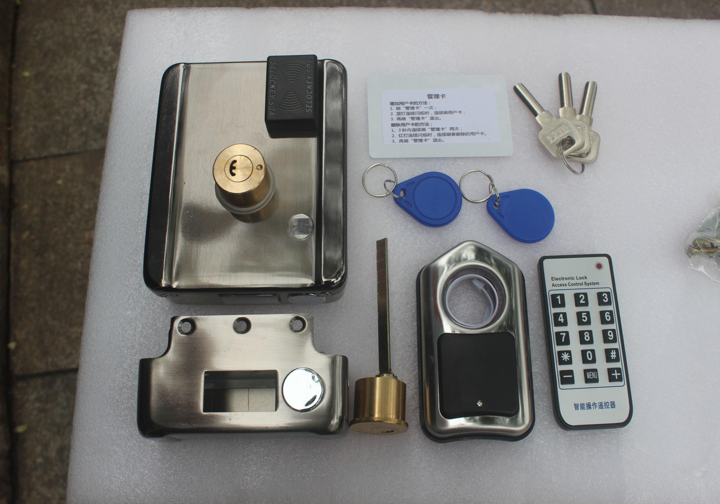 电控锁AJ-068WX