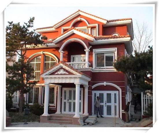 西安欧式门窗套建筑