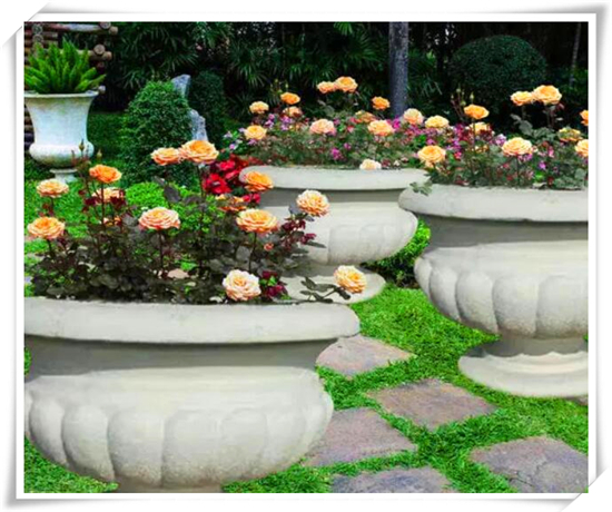 西安欧式花坛