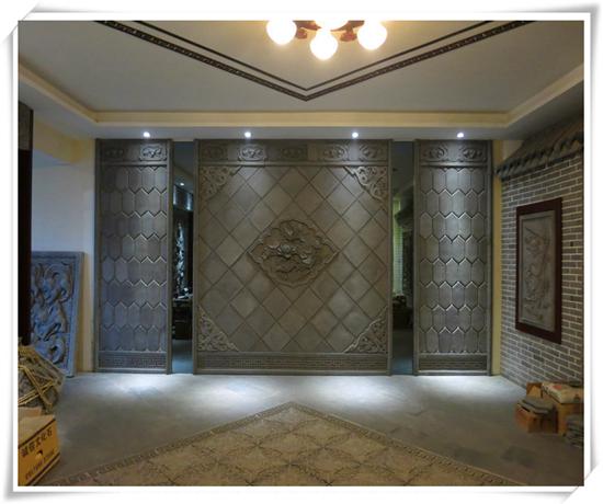 室内装饰砖雕