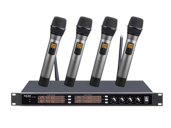 一拖四无线话筒HG-3840