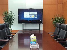 今天云南智慧平板厂家就智能会议解决方案来讲述一下