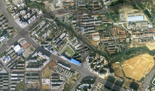 城建規劃測量
