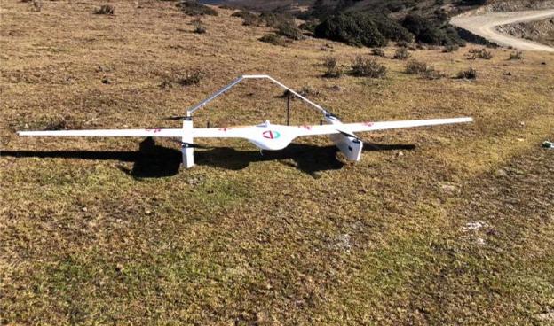 机载激光雷达数据采集