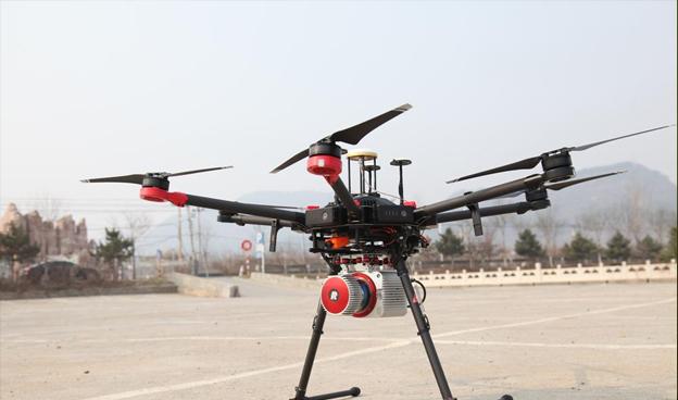 云南工程测绘公司简析无人机应用于环境监测的意义