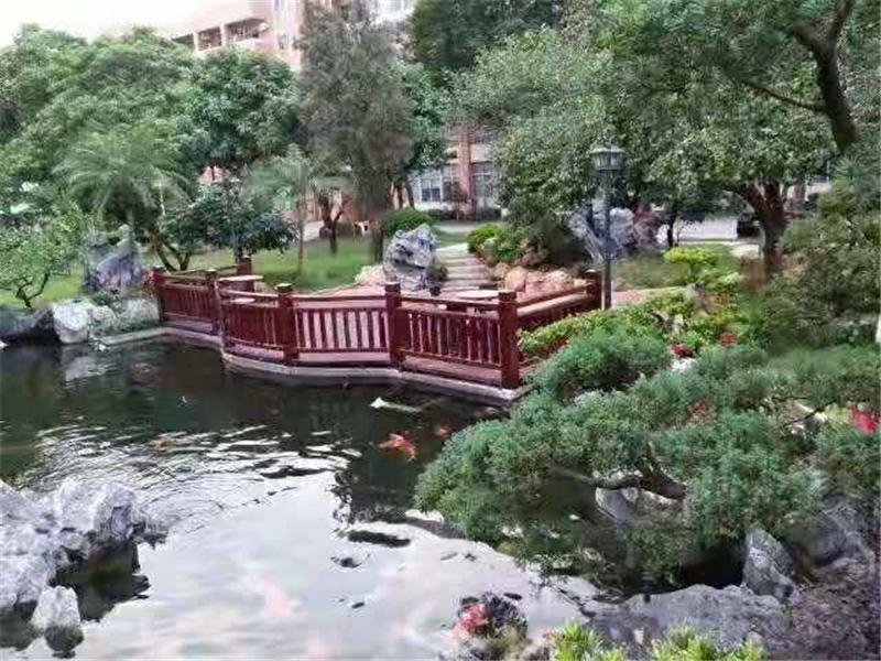 吉安园林景观在设计中要注意到的几个事项