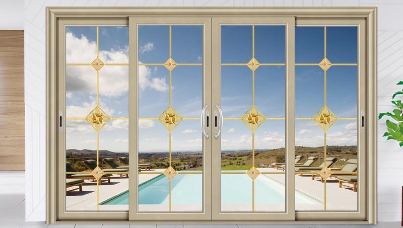 吉安断铝门窗加工制作流程是什么
