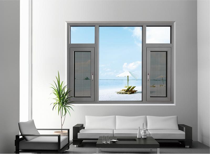 断铝门窗常见的几款玻璃你一定要知道