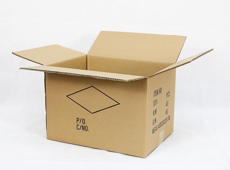 纸箱包装在生产中不容忽视的几个问题