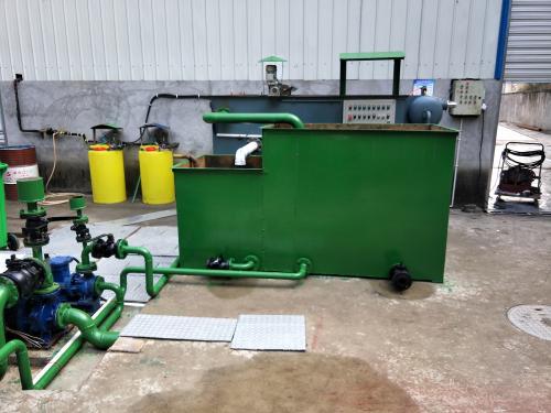 養殖污水處理設備處理的工藝流程