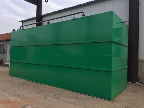 工业废水处理设备优势以及特点