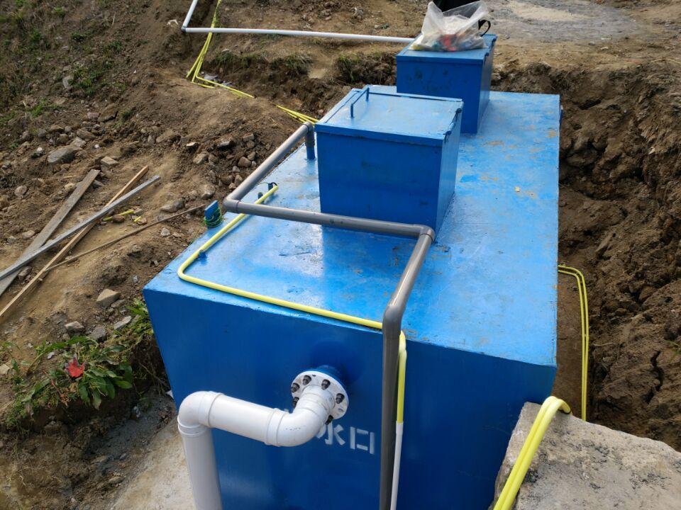 一体化污水处理设备的质量检测要点