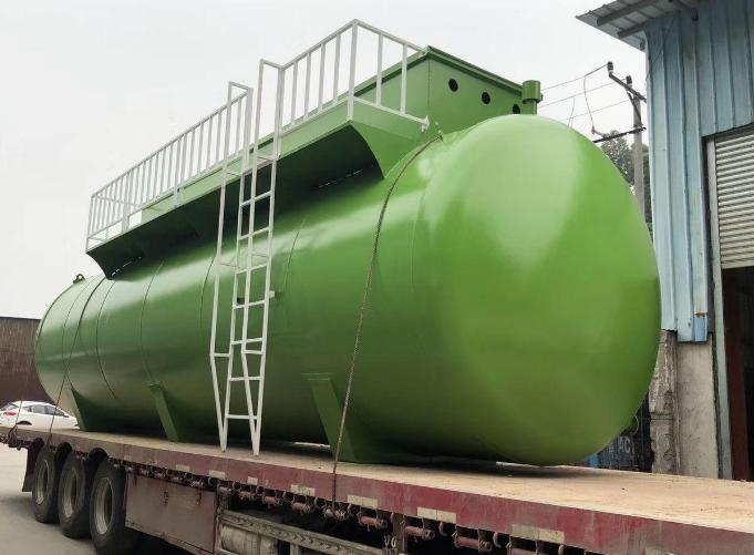 污水處理回用設備的介紹
