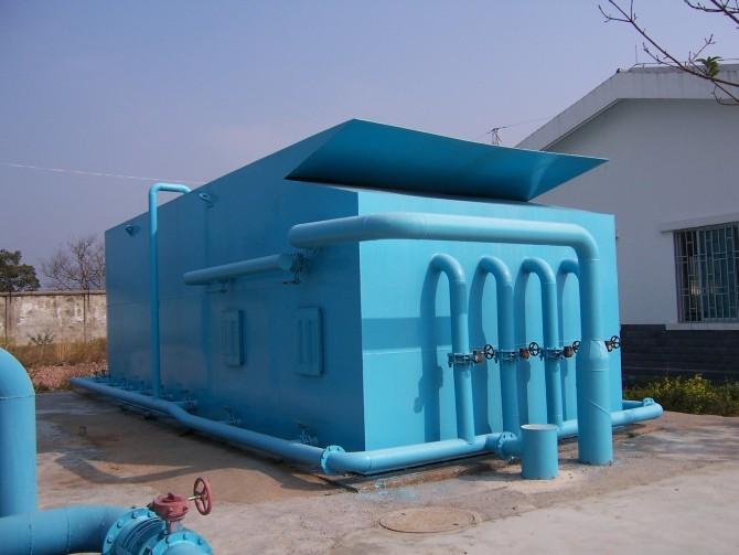 污水处理回用设备不保养会出现什么变化
