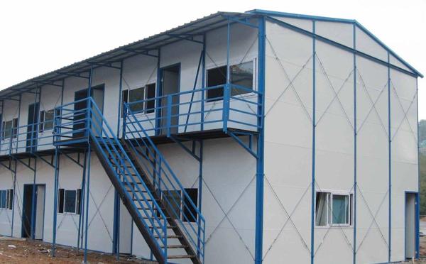 如何安装南阳活动板房才能更加牢固?