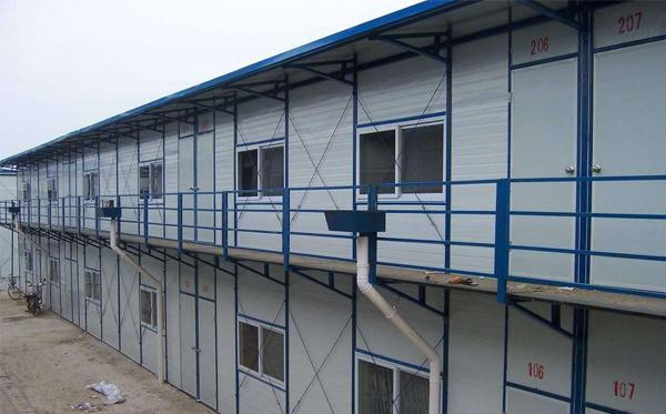 南阳集装箱房常见的几种结构及其特点