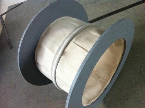 圆形帆布风机软链接