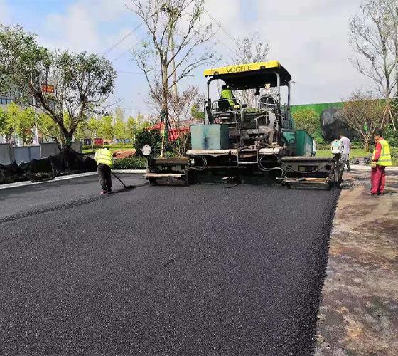 重庆沥青道路施工