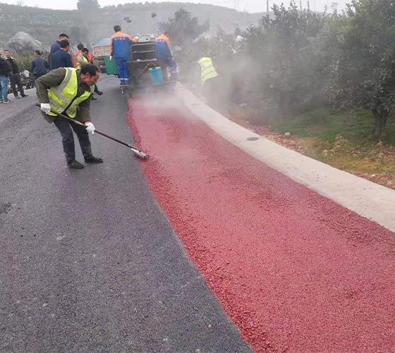 重庆沥青路面封层施工