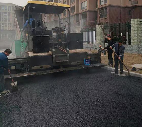 重庆路面封层施工