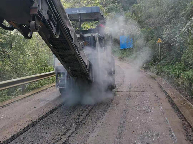 重庆道路封层施工