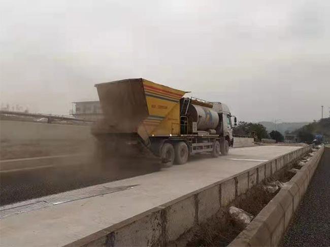 重庆道路施工