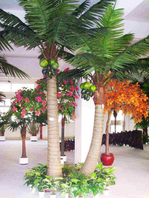 南阳仿真树如何为游乐园等地带来热带风情氛围