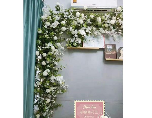室内花艺软装案例