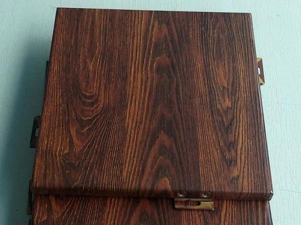 转印木纹铝单板