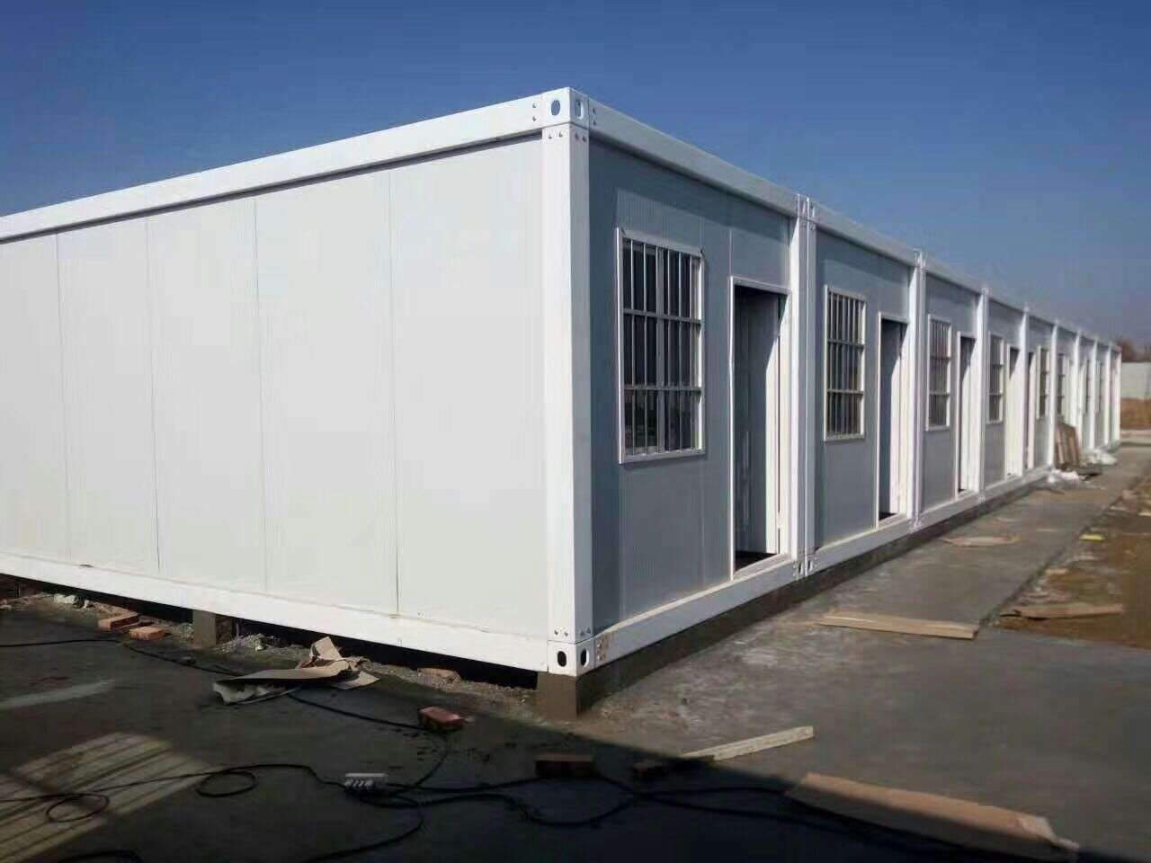 集装箱简略单纯房