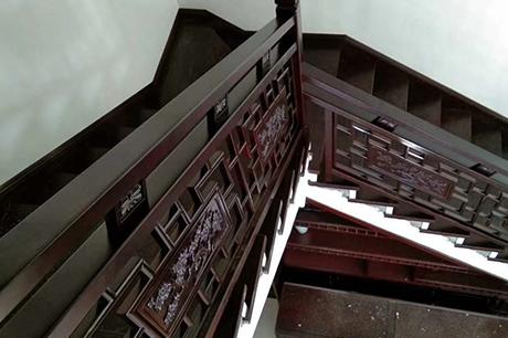 重庆复式楼梯
