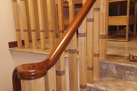 实木楼梯制作工艺主要包含哪几点
