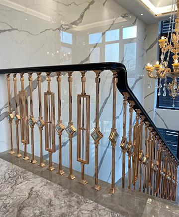 如何安装实木楼梯?需要掌握安装的技巧