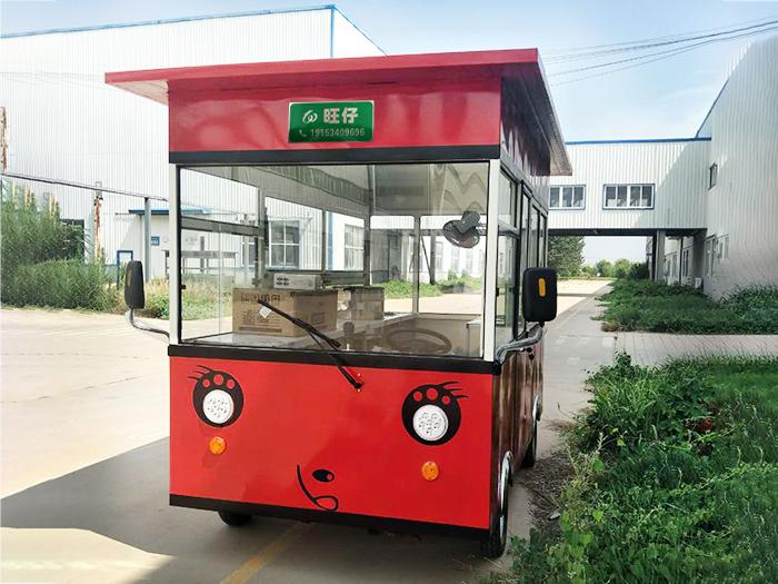 加盟移动餐车