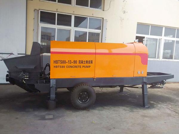 HBTS80-13-90混凝土输送泵