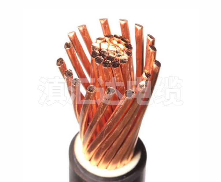单铜芯电缆