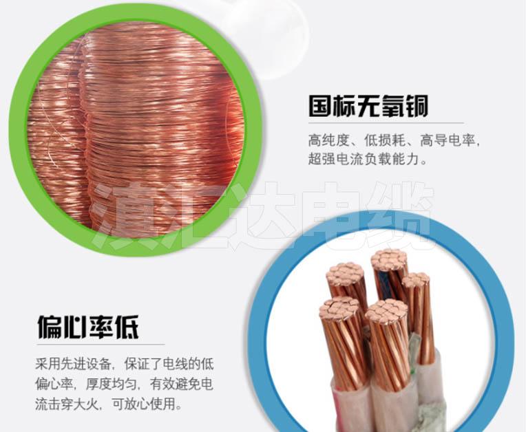 低压铜芯电缆厂家