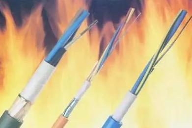 「防火电缆」的原理及防火电缆种类