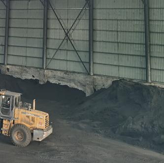 大型锅炉煤粉