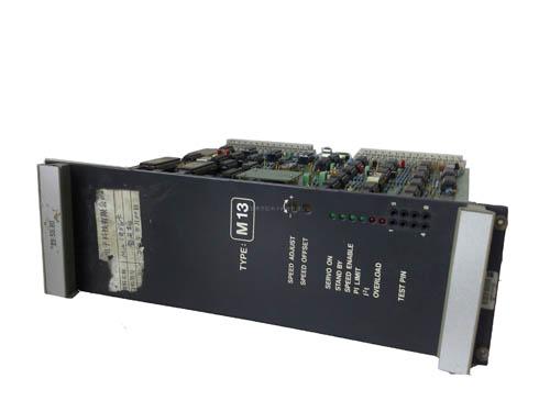M13(SCHMOLL)伺服板维修