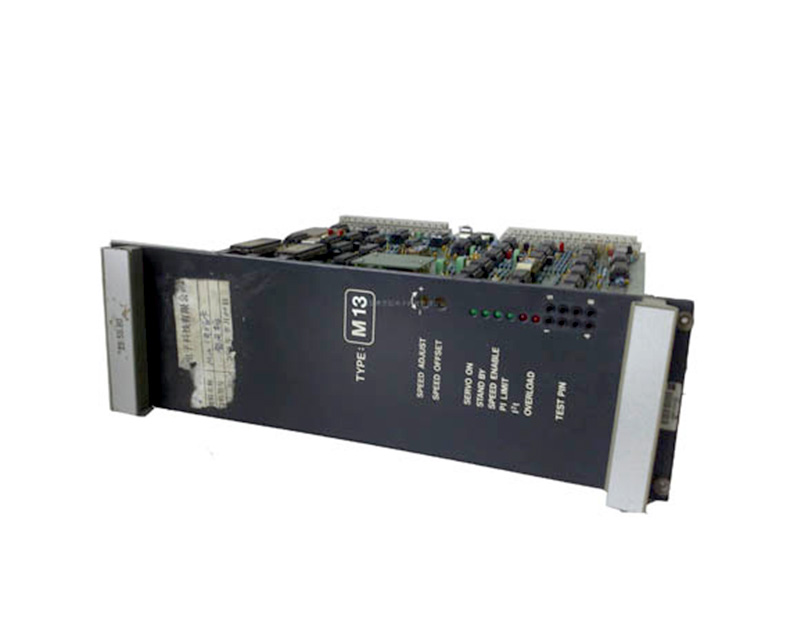 SCHMOLL机系列伺服板维修