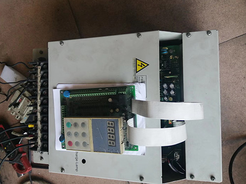 20KW变频器维修
