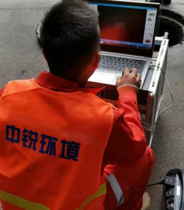 管道CCTV检测