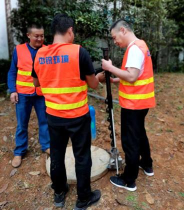 重庆管道疏通常见的疏浚方法有三种