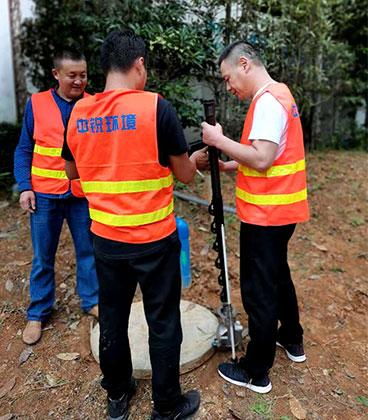 重庆雨污管网检测